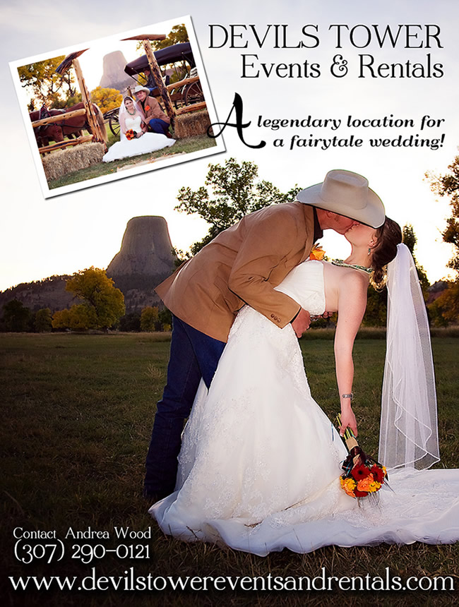 Devil's Tower Events and Rentals